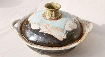 写真:earthen pot – microcosmos – 2011 のぼり窯焼成