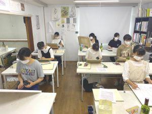 アトリエぱお受験科 実技コンクール