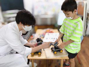 【ロボット教室】無料体験会受付スタート!