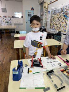 ロボット教室 ミドルコース