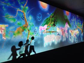 チームラボ「学ぶ!未来の遊園地」体験ツアー