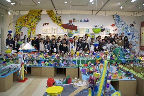 展覧会2011終了