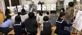 芸大美大受験科は冬期講習会を絶賛開催中!
