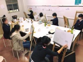 まもなく美術系高校の入試