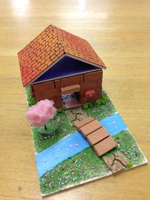「春のミニレンガの家」春のワークショップ プログラム紹介2