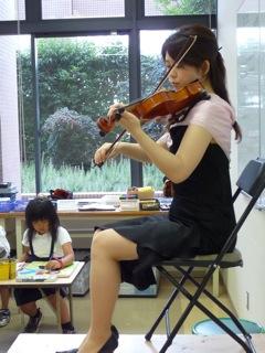 人物画レッスン 安芸教室編