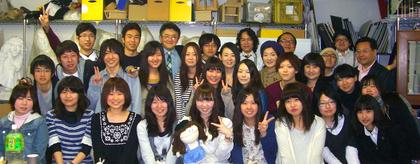 2010年度受験科卒業式