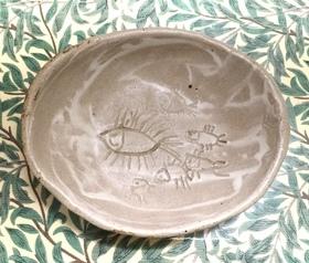 思い出の、親子陶芸