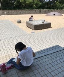 B2スケッチツアー「現代美術館」コースレポート