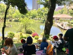 5/28 スケッチツアーB2コース 縮景園レポート ☆
