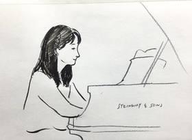 ピアノクラス発表会 なごやかに開催しました。